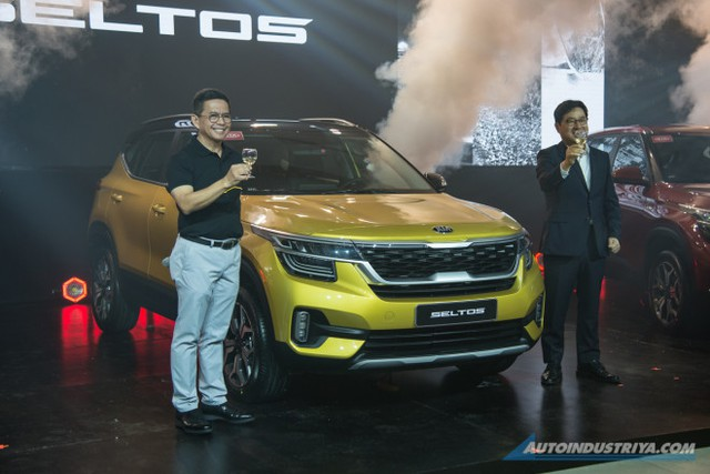 Cạnh tranh Honda HR-V, Kia Seltos cập bến Đông Nam Á, ngày về Việt Nam không còn xa? - Ảnh 1.