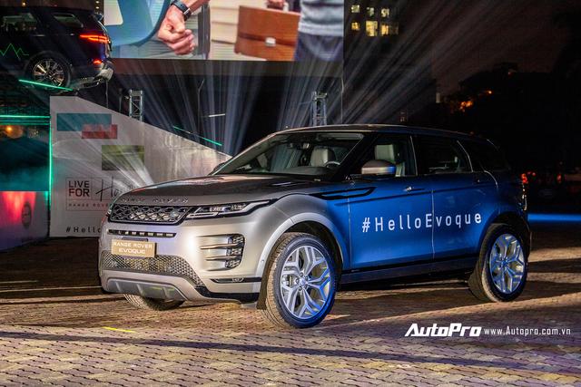 Ra mắt Range Rover Evoque thế hệ mới tại Việt Nam với những tính năng offroad hiện đại và giá cao nhất hơn 4 tỷ đồng - Ảnh 9.