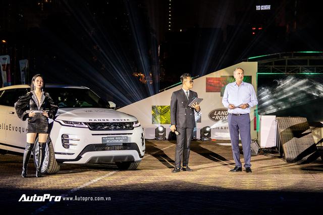 Ra mắt Range Rover Evoque thế hệ mới tại Việt Nam với những tính năng offroad hiện đại và giá cao nhất hơn 4 tỷ đồng - Ảnh 4.