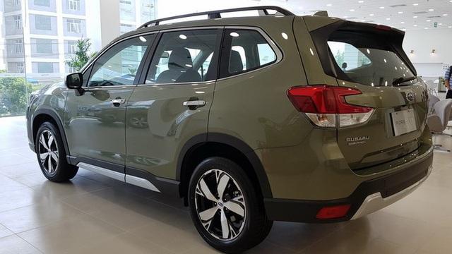 Subaru Forester tiếp tục giảm giá kỷ lục, quyết đua doanh số với Honda CR-V và Mazda CX-5 - Ảnh 2.