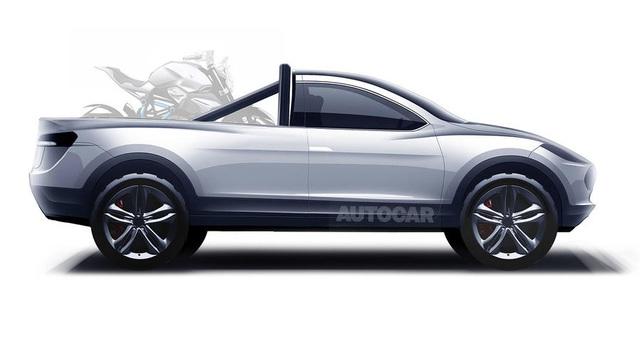 Cybertruck - Bán tải Tesla đe dọa Ford F-150 chốt ngày ra mắt trong tháng này
