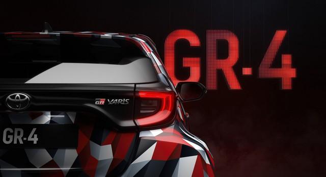 Toyota Yaris GR hiệu suất cao là đây: Anh em bớt than phiền vẻ nữ tính của xe - Ảnh 1.