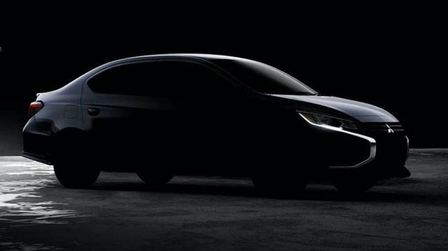 Mitsubishi Mirage, Attrage sắp nâng cấp với bộ mặt Xpander, Toyota Vios cần dè chừng