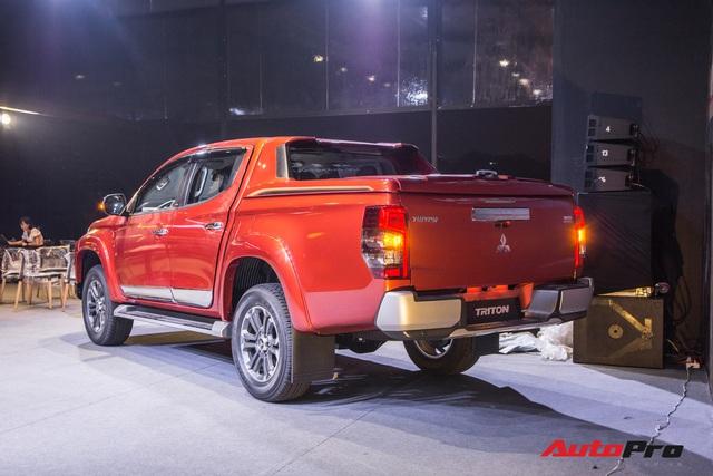 Mitsubishi Triton 2020 full option ra mắt Việt Nam với 5 phiên bản, giá cao nhất 865 triệu đồng - Ảnh 2.