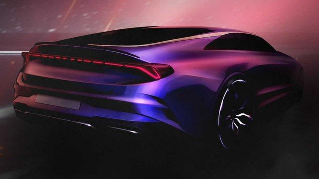 Rò rỉ nửa sau Kia Optima thế hệ mới: Quá đẹp và đủ khiến Toyota Camry phải dè chừng - Ảnh 3.