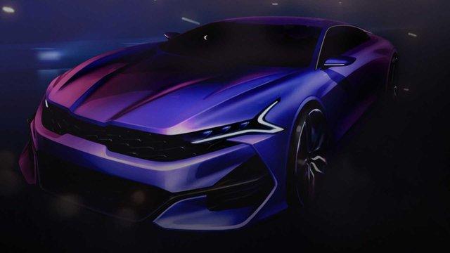 Rò rỉ nửa sau Kia Optima thế hệ mới: Quá đẹp và đủ khiến Toyota Camry phải dè chừng - Ảnh 2.