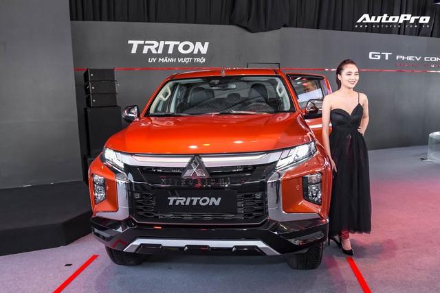 Chọn phiên bản Mitsubishi Triton 2020 nào với giá từ 600 triệu đến 865 triệu đồng? - Ảnh 5.