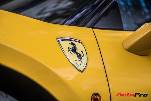 Ferrari 488 GTB của em trai Phan Thành bất ngờ xuất hiện trên phố Sài Gòn cuối tuần - Ảnh 14.
