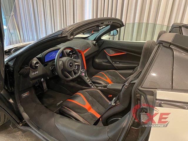 Choáng ngợp siêu xe đẳng cấp của trưởng đoàn Car & Passion - Ảnh 4.