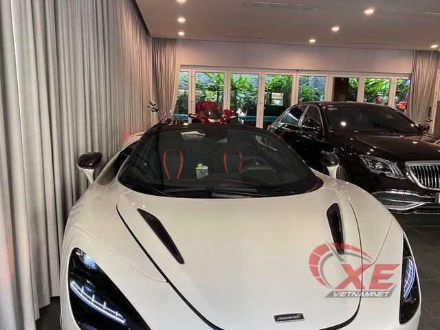 Choáng ngợp siêu xe đẳng cấp của trưởng đoàn Car & Passion - Ảnh 6.