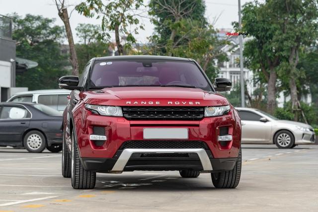 Hàng hiếm Range Rover Evoque Coupe chỉ đắt hơn Mazda CX-5 vài chục triệu đồng sau 7 năm sử dụng - Ảnh 9.