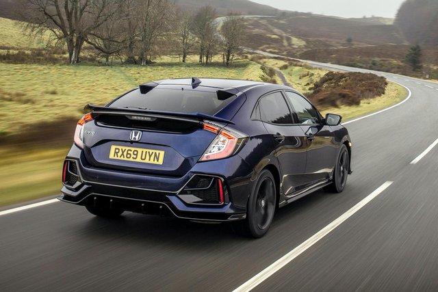 Ra mắt Honda Civic Sport Line: Giả thể thao cho người dùng xe thường - Ảnh 5.