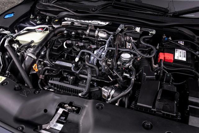 Ra mắt Honda Civic Sport Line: Giả thể thao cho người dùng xe thường - Ảnh 11.