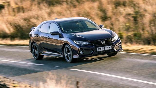 Ra mắt Honda Civic Sport Line: Giả thể thao cho người dùng xe thường
