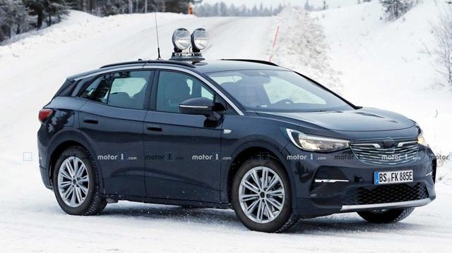 Volkswagen xác nhận có mini Tiguan sắp ra mắt