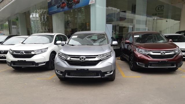 5 bước ngoặt lớn trên thị trường ô tô Việt Nam 2019 - Ảnh 3.