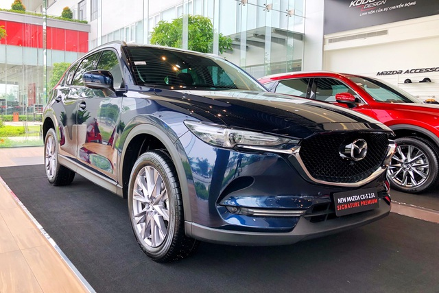Mazda CX-8 giảm giá kỷ lục 100 triệu đồng, phiên bản 'giá rẻ' lên lịch bán ra, gần ngang CX-5 - Ảnh 4.