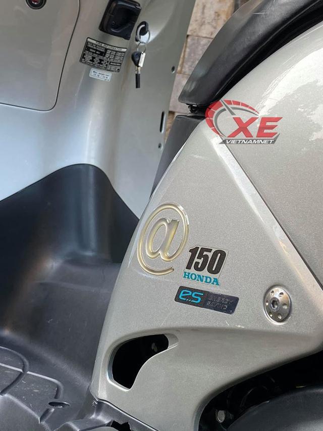 Xe máy cũ 15 năm, Honda @150 vẫn có giá đắt 80 triệu đồng - Ảnh 2.