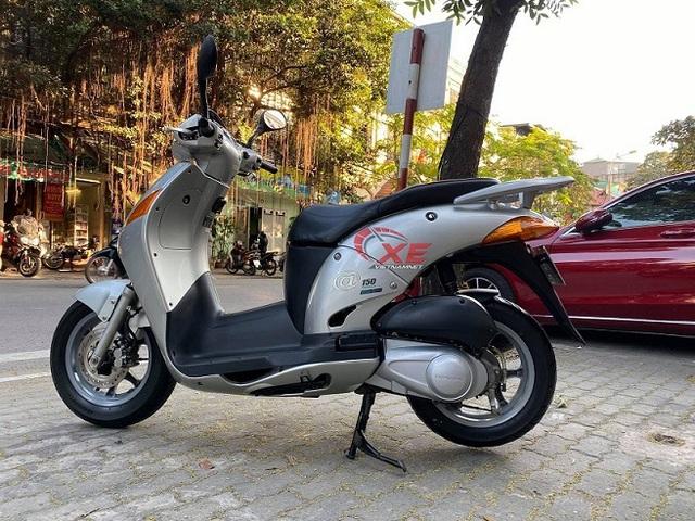 Xe máy cũ 15 năm, Honda @150 vẫn có giá đắt 80 triệu đồng - Ảnh 6.