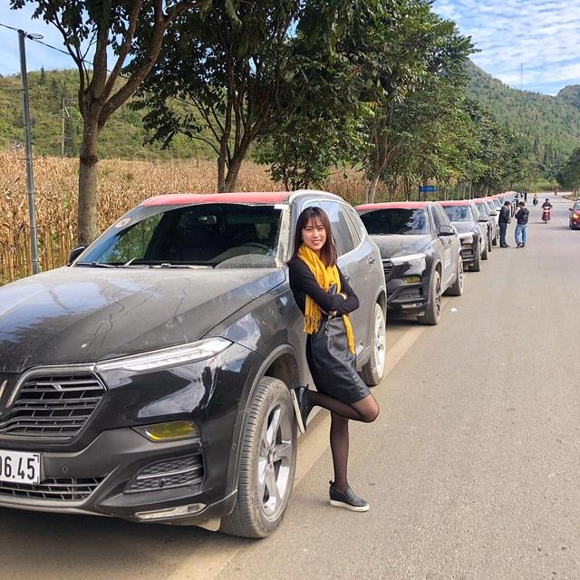 Nữ phượt thủ 25 tuổi chinh phục cực Bắc Việt Nam với VinFast Lux SA2.0: 'Mọi người bảo gấu và liều, tôi chỉ thấy tự tin' - Ảnh 4.