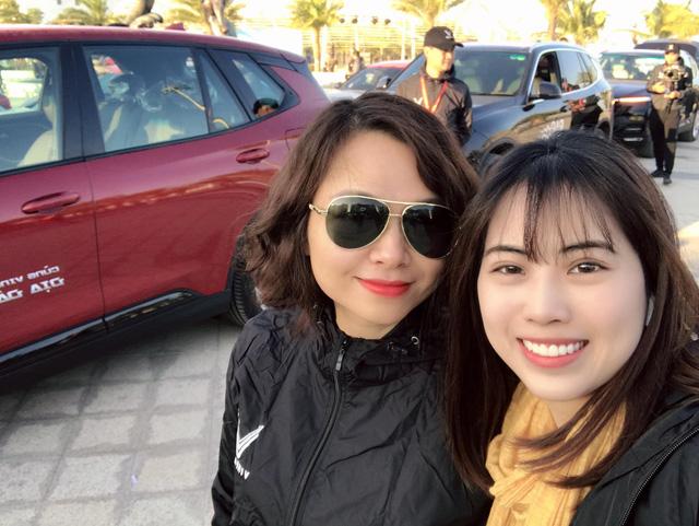 Nữ phượt thủ 25 tuổi chinh phục cực Bắc Việt Nam với VinFast Lux SA2.0: 'Mọi người bảo gấu và liều, tôi chỉ thấy tự tin' - Ảnh 2.