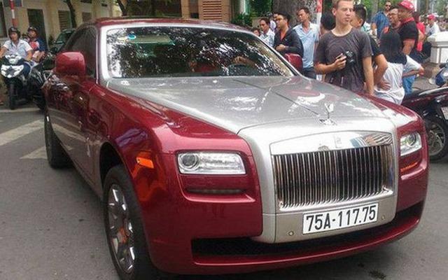 Loạt Rolls-Royce cũ biển siêu đẹp, rao bán giá khủng - Ảnh 11.
