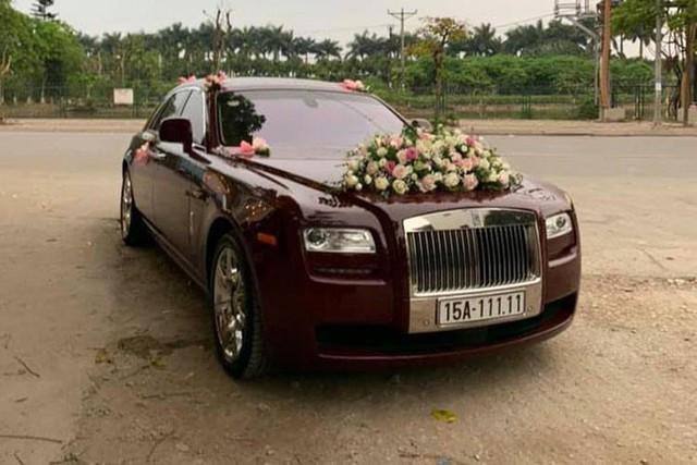 Loạt Rolls-Royce cũ biển siêu đẹp, rao bán giá khủng - Ảnh 12.