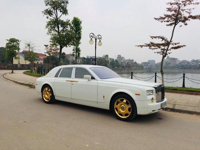 Loạt Rolls-Royce cũ biển siêu đẹp, rao bán giá khủng - Ảnh 4.