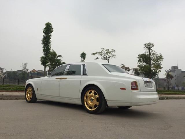 Loạt Rolls-Royce cũ biển siêu đẹp, rao bán giá khủng - Ảnh 5.