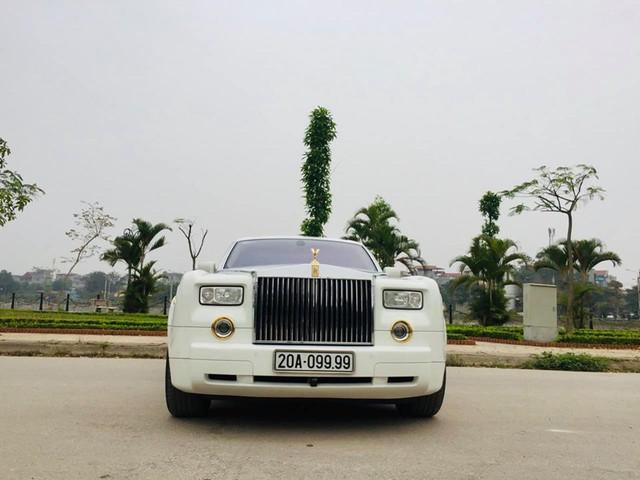 Loạt Rolls-Royce cũ biển siêu đẹp, rao bán giá khủng - Ảnh 6.