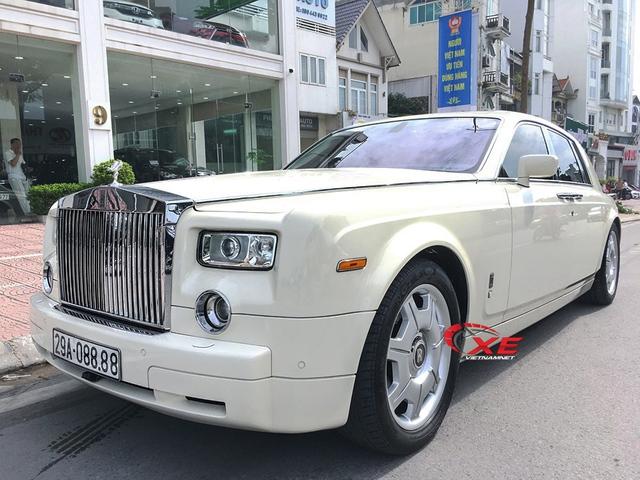 Loạt Rolls-Royce cũ biển siêu đẹp, rao bán giá khủng - Ảnh 7.