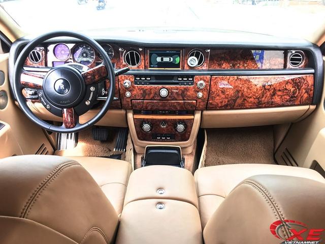 Loạt Rolls-Royce cũ biển siêu đẹp, rao bán giá khủng - Ảnh 9.