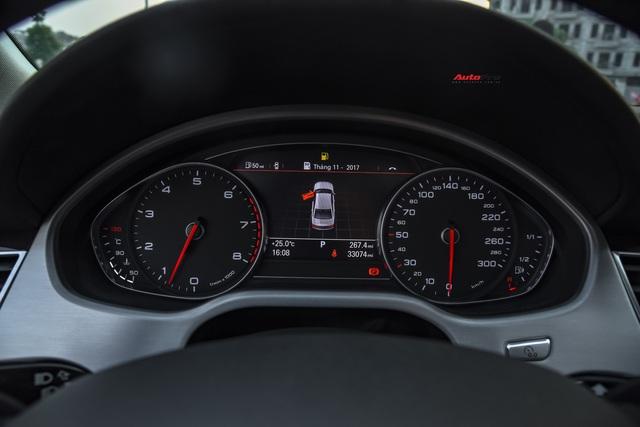Audi A8L xuống giá còn hơn 2,7 tỷ đồng sau hơn 53.000 km - lựa chọn cho đại gia chán Mercedes-Benz S-Class và BMW 7-Series - Ảnh 6.