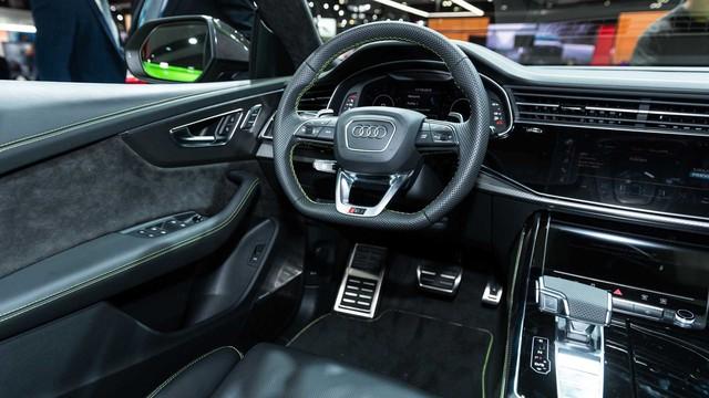 Audi xác nhận loại bỏ hết nút bấm trong nội thất, chỉ dùng cảm ứng như điện thoại - Ảnh 1.