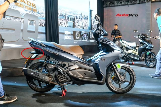 Người dùng tranh cãi nảy lửa về 3 điểm mới của Honda Air Blade 2020 vừa ra mắt tại Việt Nam - Ảnh 4.
