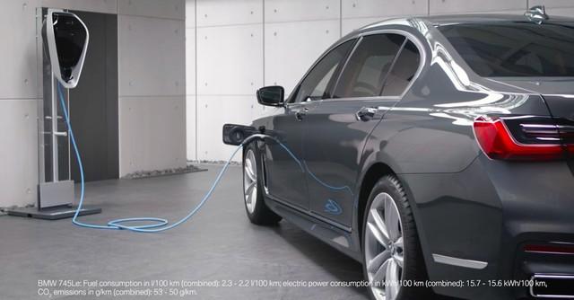 Xe hybrid vốn tiết kiệm nhiên liệu nhưng BMW còn hướng dẫn khách hàng cách làm tốt hơn - Ảnh 2.