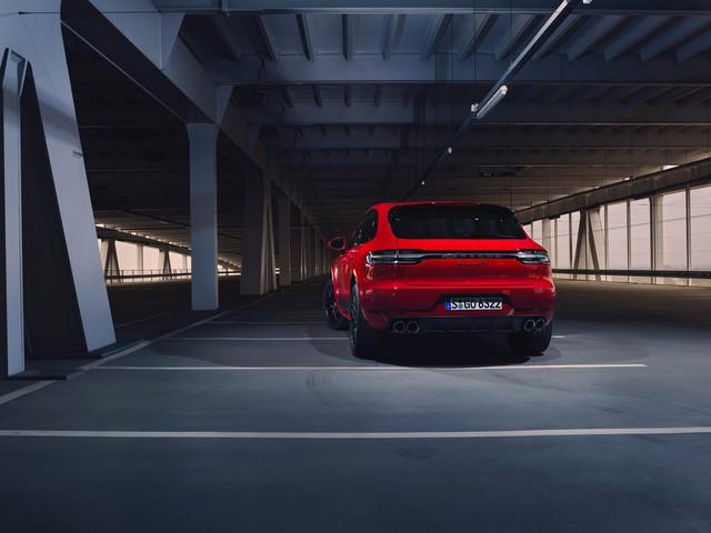 Ra mắt Porsche Macan GTS mới: Baby Turbo trở lại, lợi hại hơn  - Ảnh 2.