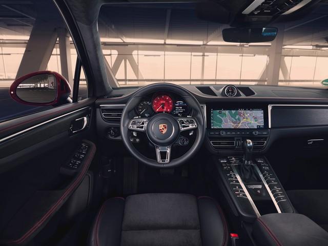 Ra mắt Porsche Macan GTS mới: Baby Turbo trở lại, lợi hại hơn  - Ảnh 4.
