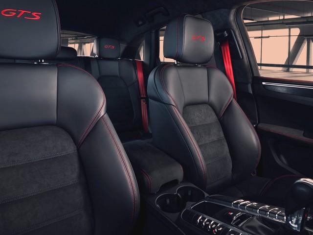 Ra mắt Porsche Macan GTS mới: Baby Turbo trở lại, lợi hại hơn  - Ảnh 5.