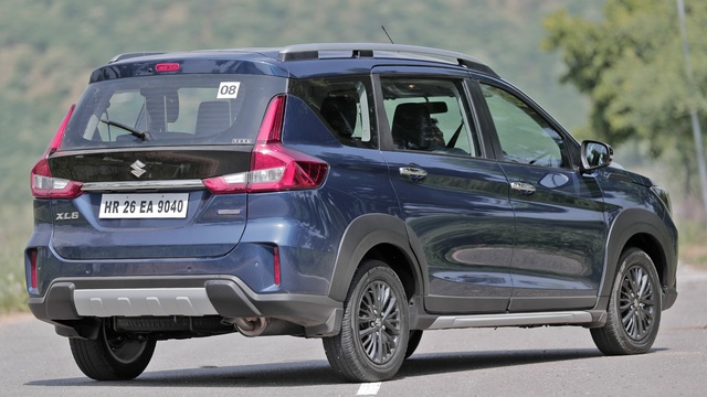 Lỡ hẹn năm 2019, Suzuki XL7 - anh em của Ertiga lên lịch về Việt Nam trong năm sau đấu Toyota Rush - Ảnh 2.