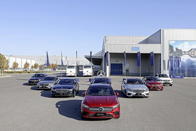 Các hãng xe Trung Quốc nhăm nhe nuốt phần lớn cổ phần của hãng mẹ Mercedes-Benz - Ảnh 3.