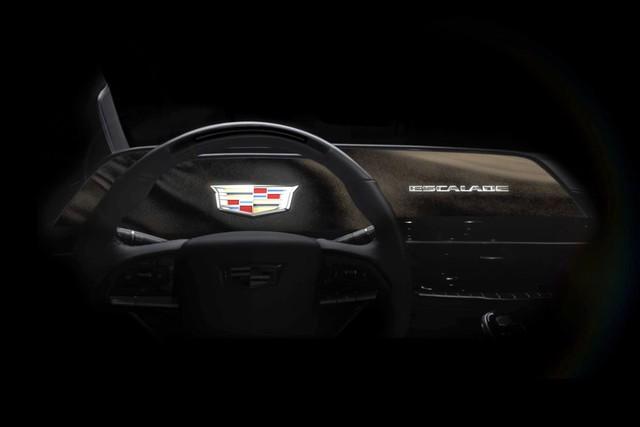 Những điều cần biết về xe nhà giàu Cadillac Escalade trước giờ G: Đối thủ nặng ký của Lexus LX570 - Ảnh 3.