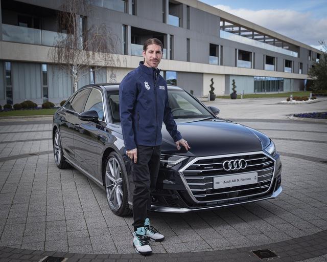 Góc nhận quà xa xỉ: Dàn siêu sao Real Madrid được tặng xe Audi miễn phí  - Ảnh 3.