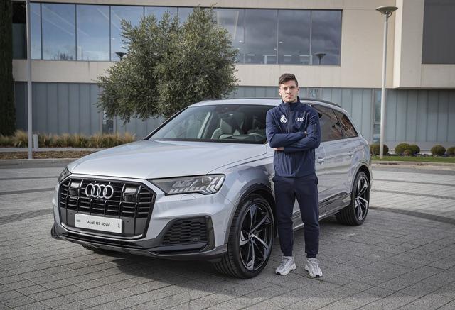 Góc nhận quà xa xỉ: Dàn siêu sao Real Madrid được tặng xe Audi miễn phí  - Ảnh 6.