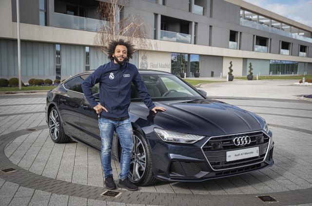 Góc nhận quà xa xỉ: Dàn siêu sao Real Madrid được tặng xe Audi miễn phí  - Ảnh 4.