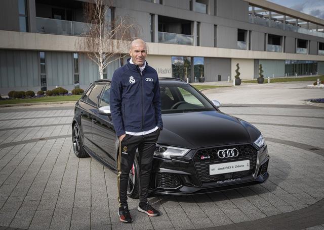 Góc nhận quà xa xỉ: Dàn siêu sao Real Madrid được tặng xe Audi miễn phí  - Ảnh 1.