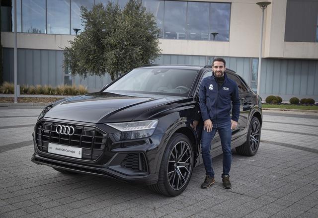 Góc nhận quà xa xỉ: Dàn siêu sao Real Madrid được tặng xe Audi miễn phí  - Ảnh 5.