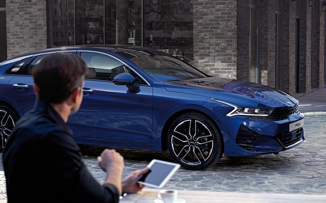 Kia Optima thế hệ mới khiến khách hàng châu Âu thất vọng vì điều này - Ảnh 1.