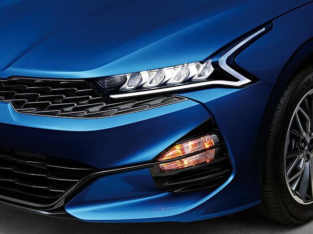 Đã có thông số chi tiết của xe hot Kia Optima - Những thứ đe doạ vị thế của Toyota Camry - Ảnh 8.