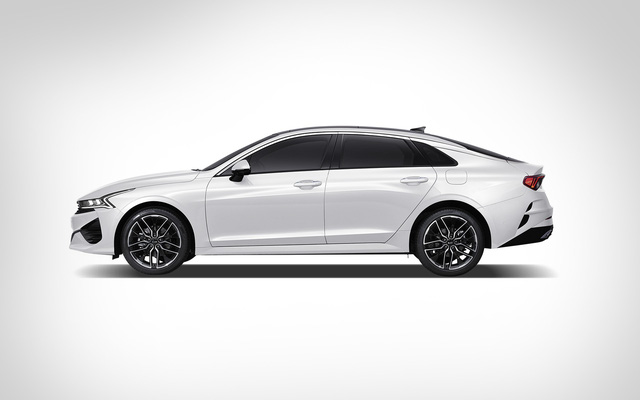 Đã có thông số chi tiết của xe hot Kia Optima - Những thứ đe doạ vị thế của Toyota Camry - Ảnh 5.